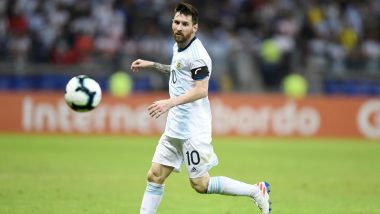 Israel Sees Lionel Messi Visit as Victory, Even as Argentina and Uruguay Draw In International Friendly 2019