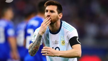 Lionel Messi to Bag UEFA Player of the Year Award 2019 Beating Cristiano Ronaldo?