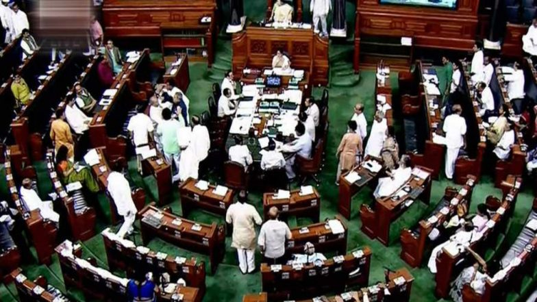 RTI Amendment Bill, 2019 Passed in Lok Sabha Amid Uproar by Opposition