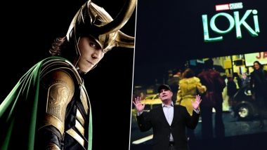 Disney Plus Series Loki's First Look Revealed!