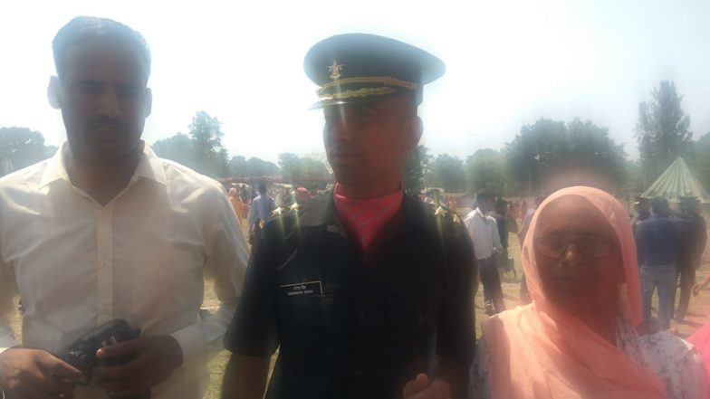 After Serving Indian Navy And Airforce, Man Joins Indian Military Academy, Commissioned Into Indian Army After Passing Out Parade