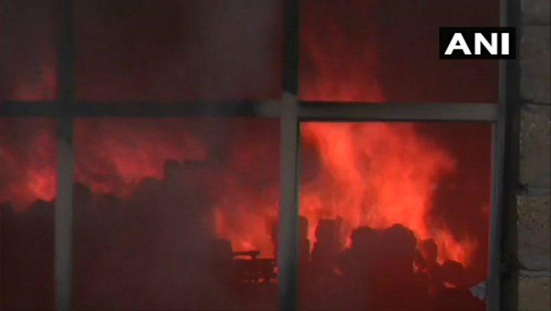 Maharashtra: Factory Blast Kills 2 and Injures 2 in Pune