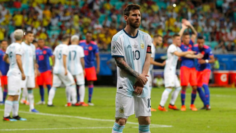 Argentina vs Paraguay, Copa America 2019 Match Preview: Lionel Messi's Side Hoping to Bounce Back After Bitter Loss in Opener