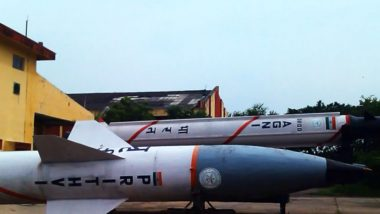 Nuclear-Capable Missile Prithvi II Successfully Test Fired in Odisha