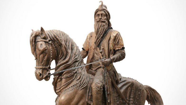 Pakistan to Unveil Maharaja Ranjit Singh's Statue on his 180th Death Anniversary in Lahore