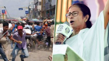 West Bengal Violence: TMC Claims State Will Take Strict Action Against Wrongdoers in Bhatpara Incident, 'Even if They Have Backing of BJP'