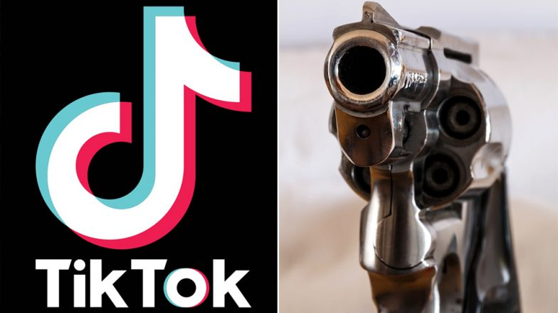 Delhi Man Arrested for Filming TikTok Video of Him Firing in the Air From Pistol During His Birthday Celebrations