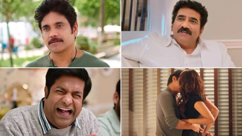 Manmadhudu 2 Teaser: Nagarjuna Akkineni Plays a 'Virgin' Who Struggles To Get Married But There's a Twist!