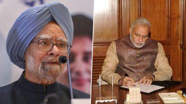 Manmohan Singh Writes to PMO, Amit Shah Over Retinue Downsized; Reminds Atal Bihari Vajpayee's Case