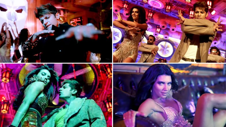 Hume Tumse Pyaar Kitna Song Manmohini: Scarlett Wilson and Karanvir Bohra Number Will Make You Want To Put On Your Dancing Shoes