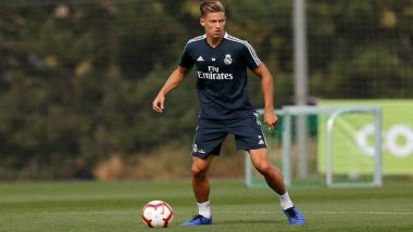 Atletico Madrid Signs Marcos Llorente for Five Years