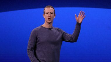Facebook Chief Mark Zuckerberg Says US Government Inaction Allowed Fake News to Spread