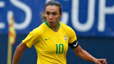 Marta Tests Positive for COVID-19, Women's Football Star to Miss Upcoming Brazil's Friendly Matches
