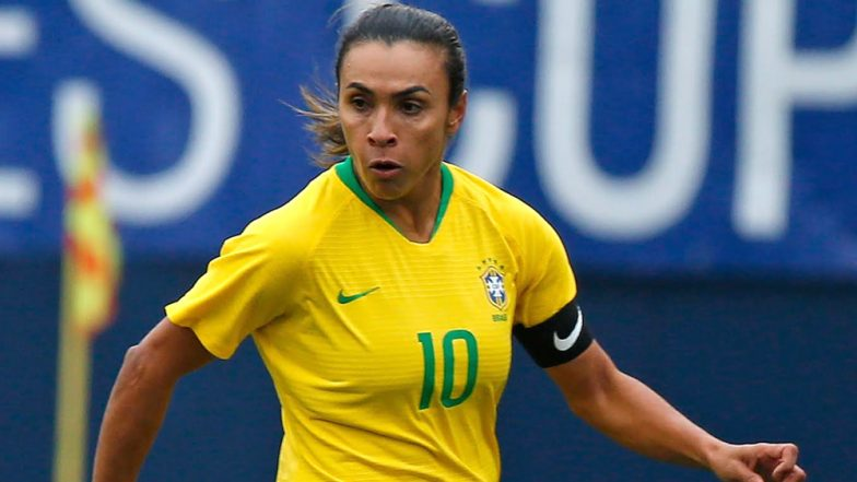 Brazil vs Jamaica Live Streaming of Group C Football Match: Get Telecast & Free Online Stream Details in India of FIFA Women's World Cup 2019