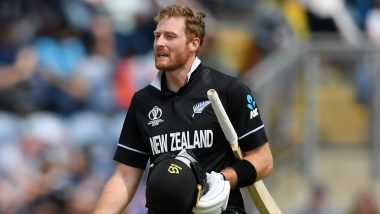 Martin Guptill Hit-Wicket: Andile Phehlukwayo Dismisses Kiwi Opener During NZ vs SA CWC 2019 Match