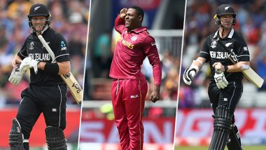 New Zealand Openers Martin Guptill and Colin Munro Register Unwanted Record During WI vs NZ CWC 2019 Game; Becomes Second Opening Pair to Be Dismissed for First-Ball Duck in World Cups
