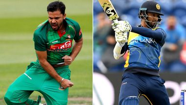 Bangladesh vs Sri Lanka ICC Cricket World Cup 2019 Weather Report: Check Out the Rain Forecast and Pitch Report of Bristol County Ground