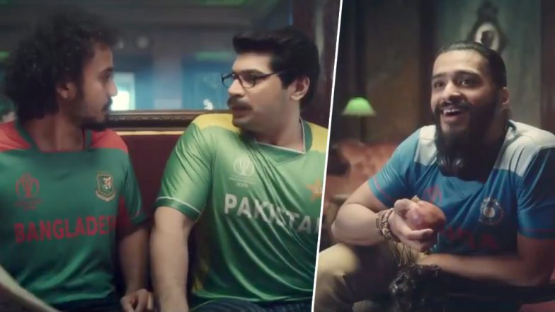 India vs Pakistan, ICC CWC 2019: Star Sports Promo Mixes 'Mauka Mauka' With Father's Day Theme, Watch 'Baap Re Baap' Video