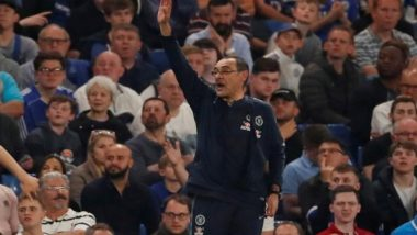 Maurizio Sarri Hints at Retirement After Juventus Role