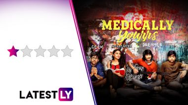 Medically Yourrs Review: ALTBalaji's Show Is a Dogmatic Dramedy Where Books and Apparatus Are Replaced With Daaru, Sutta and Sex