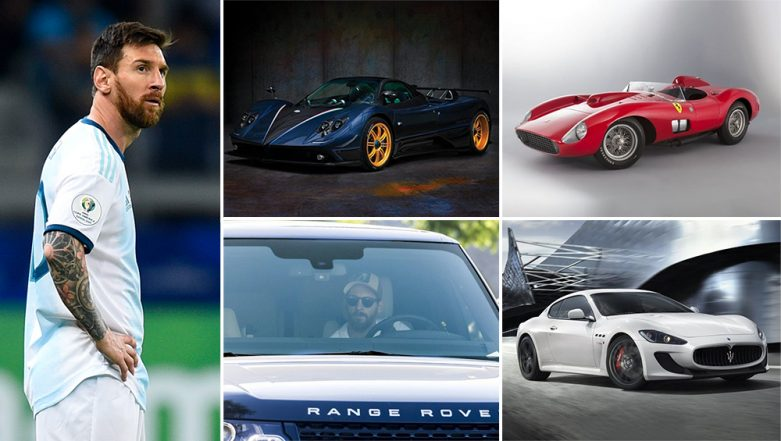 Lionel Messi Turns 32: Top 4 Cars Owned By Argentina National Football Team Captain
