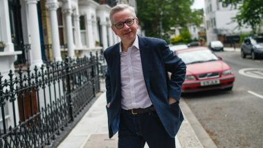 UK Prime Minister Candidate Michael Gove Accepts Using Cocaine in Past