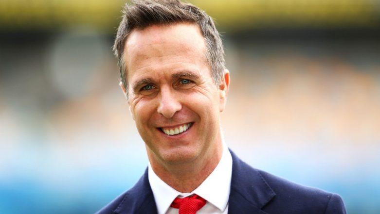 Ashes 2019: Michael Vaughan Slams On-field Umpire Joel Wilson With a Cheeky Tweet!