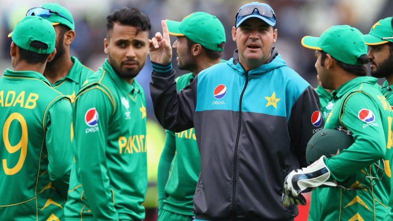 Mickey Arthur Says 'Wanted to Commit Suicide' After Pakistan Team's Loss to India in ICC Cricket World Cup 2019, Watch Video