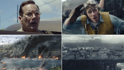 Midway Trailer: Nick Jonas Starrer Roland Emmerich's War Movie Based on the Pearl Harbour Attack Is Jaw-Dropping (Watch Video)