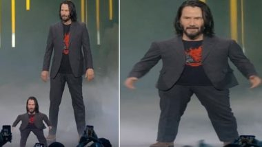 Keanu Reeves Is a Meme Again, This Time With the Hilarious Mini Keanu