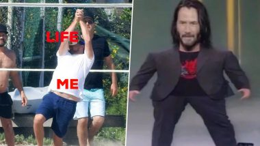 Viral Memes of the Week: From Tiny Keanu to Cardi B Dragonball Z, All The Funny Memes from the Week Gone By