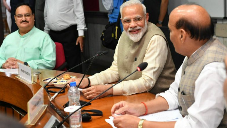 'One Nation, One Election': Had Great Meeting With Presidents of Various Political Parties, Says PM Narendra Modi