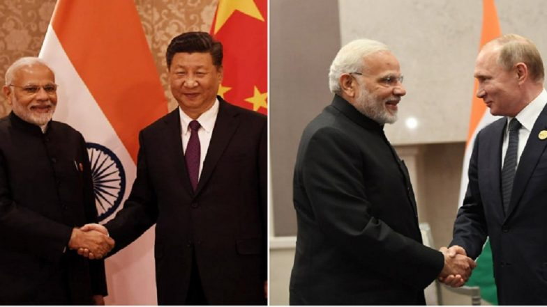 India, Russia, China to Hold Trilateral Meeting on G20 Summit Sidelines in Japan, Confirms FS Vijay Gokhale