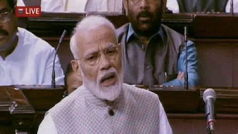 PM Modi in Rajya Sabha: 'Encephalitis Deaths Shame Us...Need to Strengthen Ayushman Bharat'