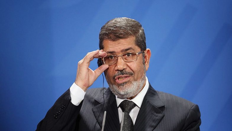 Mohamed Morsi Death: Egypt Accuses UN of 'Politicising' Case Amid Calls For 'Independent Inquiry'