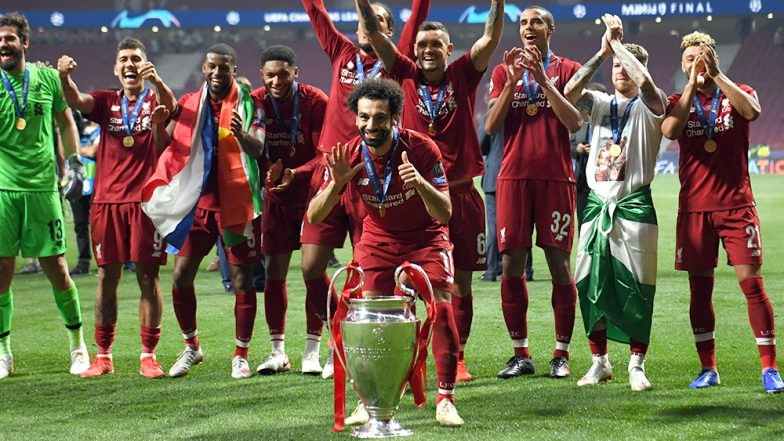 Liverpool Fans Chant I Ll Be A Muslim Too Song For Mo Salah During 2019 Ucl Final Egyptian Star Contributes Immensely To Decline In Crime Against Muslims Latestly