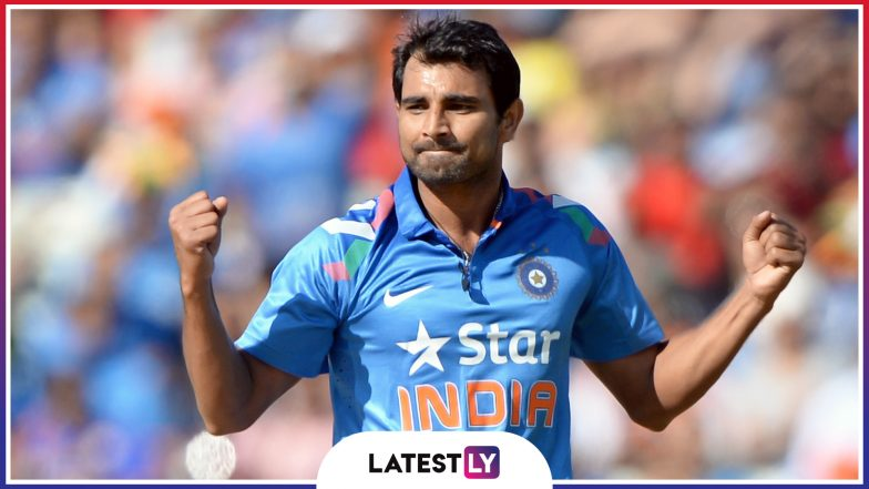 Mohammed Shami Stats and Records: A Look at Profile of Team India Player Ahead of IND vs SA ICC Cricket World Cup 2019 Match