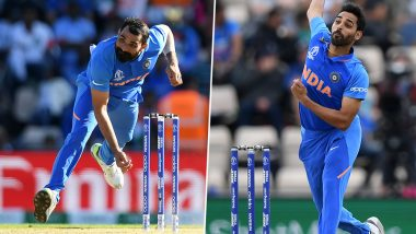 Mohammed Shami or Bhuvneshwar Kumar? Happy Headache for Team India Ahead of IND vs ENG CWC 2019