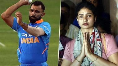 Mohammed Shami's Estranged Wife Hasin Jahan Comments on Pacer's Hat-trick in ICC CWC 2019, Family and Paternal Village of Amroha Celebrate Bowler's Feat