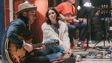 Mandy Moore Jams With Husband Taylor Goldsmith for Next Music Project