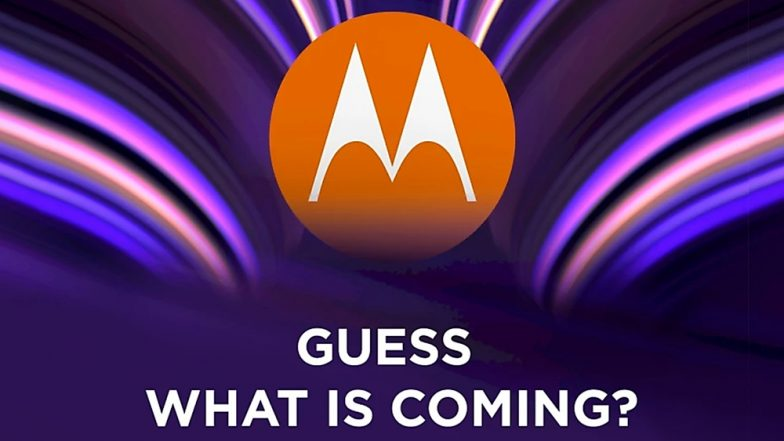 Motorola One Vision Smartphone Teased on Flipkart Teaser; Likely To Launch in India on June 20