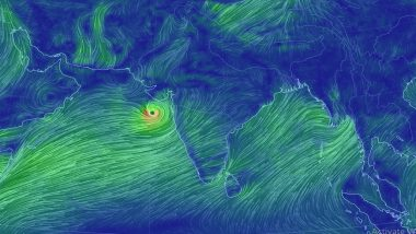 Cyclone Vayu Moving Away From Gujarat Coast, May Not Hit Kutch