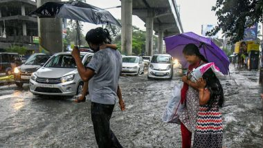 Mumbai Rains Live News Updates, Traffic And Local Train Status For Today, August 5, 2019: Mahabaleshwar Becomes Rainiest Place with 241 mm Rainfall in 24 Hours