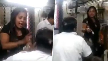Mumbai Woman Thrashes Indian Railway Staff For 'Stealing' Her Mobile Phone, Watch Video
