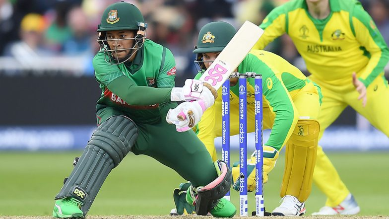 Mushfiqur Rahim Hits Fighting Century as Bangladesh Lose to Australia by 48 Runs in Cricket World Cup 2019 Match