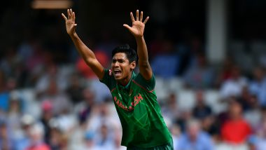 Mustafizur Rahman Bought By Rajasthan Royals for Rs 1 Crore in IPL 2021 Players Auction