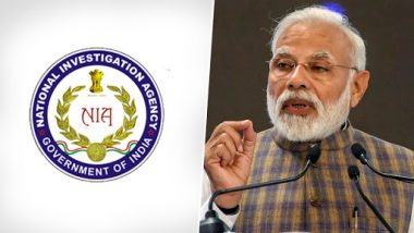 Narendra Modi Govt Mulls Amendments in NIA Act in Monsoon Session 2019, Will Empower Central Probing Agency to Investigate Terrorist Cases Abroad