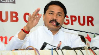 Nana Patole Named New Maharashtra Congress Chief Day After Resigning from Post of Assembly Speaker