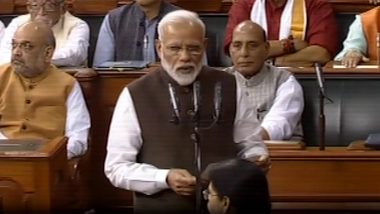 Narendra Modi Takes Oath As Lok Sabha MP Amid 'Modi, Modi' Chants and Cheers