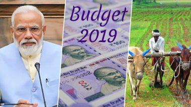 PM Narendra Modi Chairs Economic Panel Meet Ahead of Union Budget 2019; Agrarian Crisis, Economical Revival Schemes Main Agenda